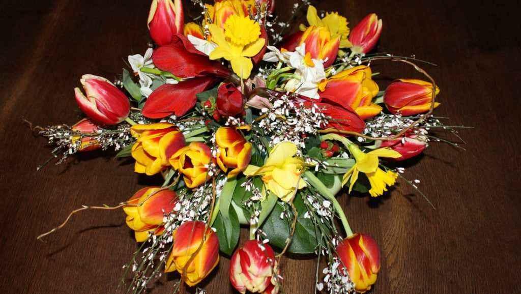 Valentinstag keine Blumen