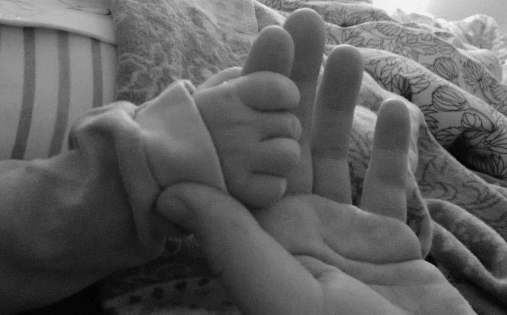 die ersten Tage nach der Geburt