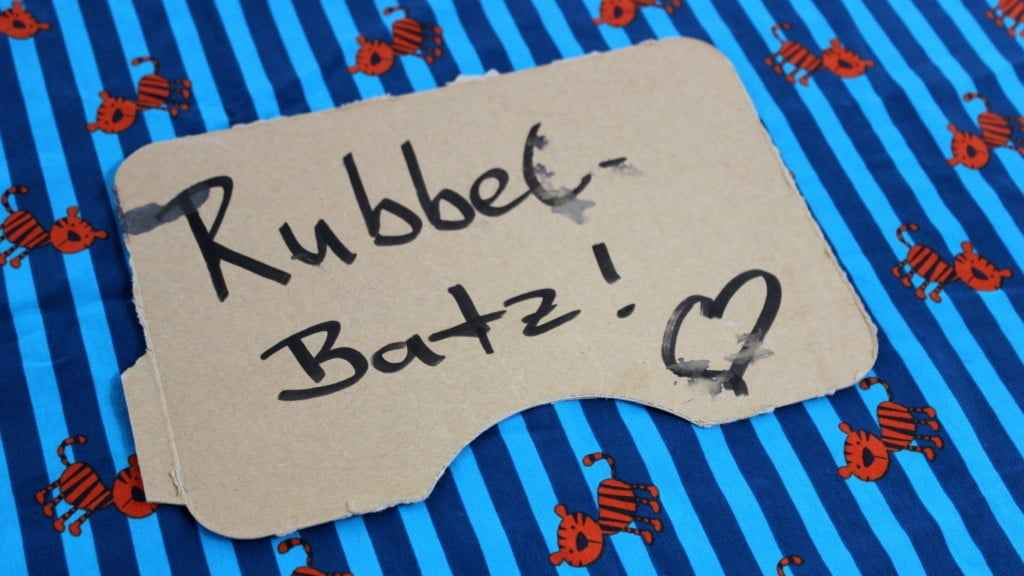 Rubbelbatz Familienblog