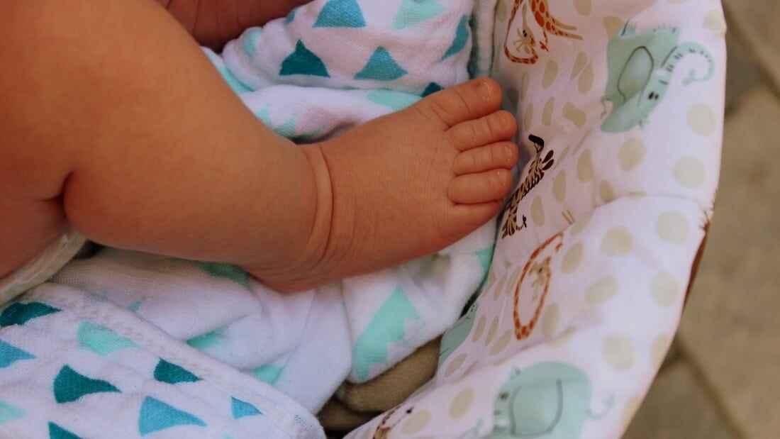 Neugeborene Babys