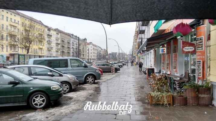 Berlin Regen