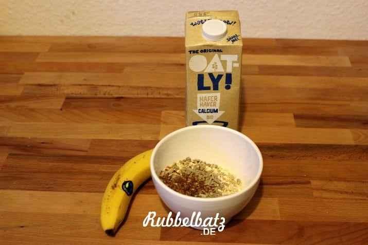 gesundes Frühstückkabel