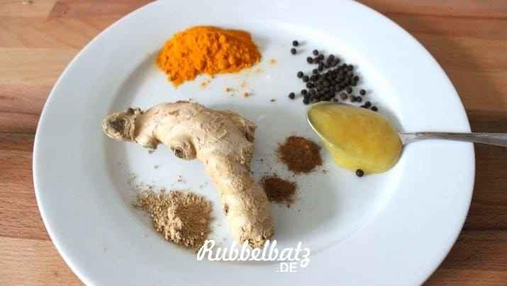 gesunde Ernährung Histaminintoleranz