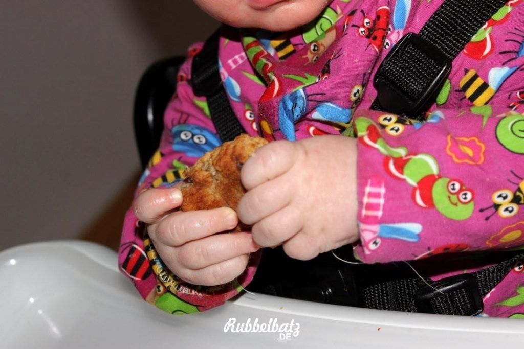 Babymuffins als Fingerfood für Baby