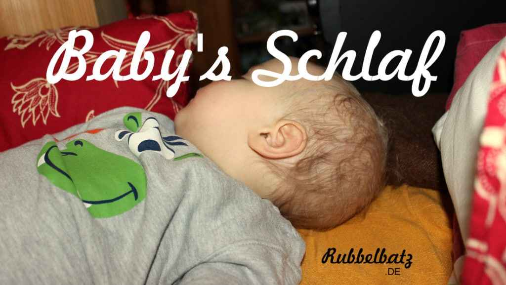Baby's Schlaf