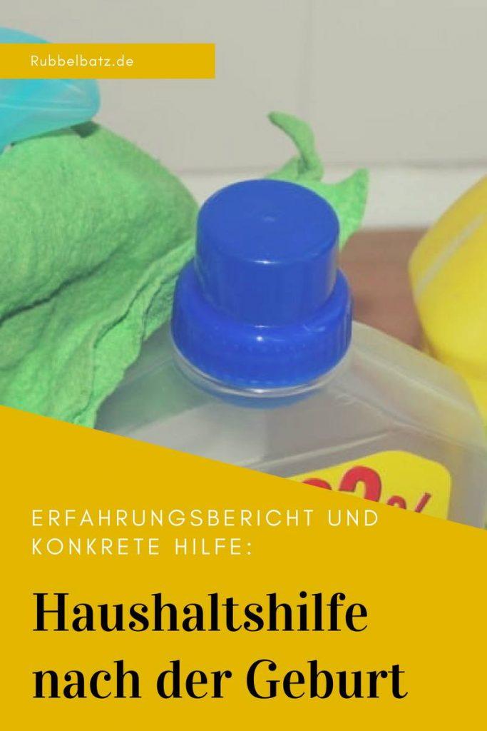 Haushaltshilfe Schwangerschaft Ehemann