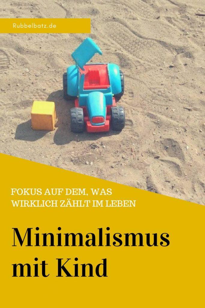 Minimalismus mit kindern 3 vorteile f r das for Minimalismus als lebensstil
