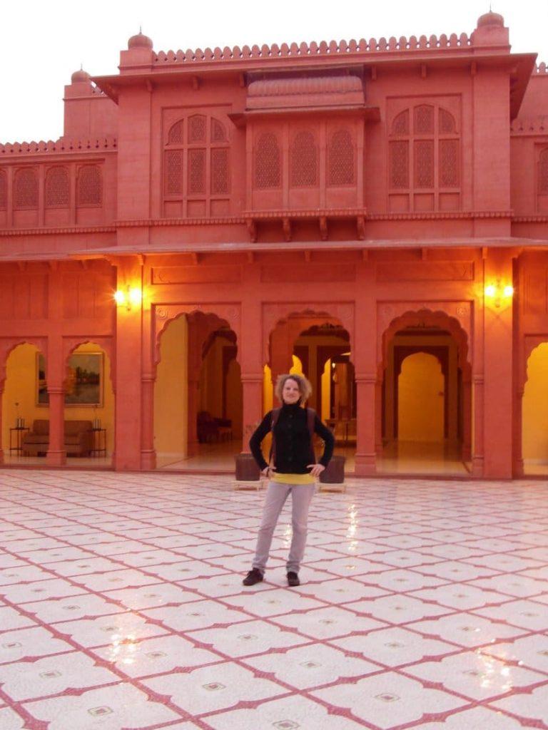 Berge und Meer Urlaub Indien Unterkunft