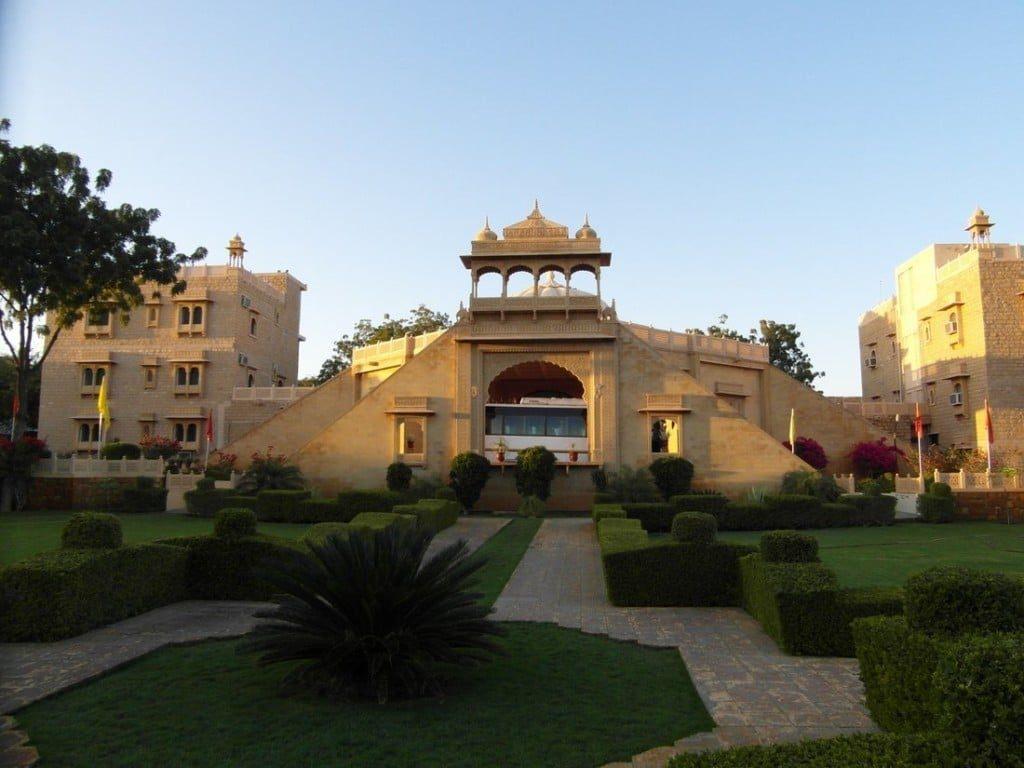 Hotel Urlaub Indien Berge und Meer reisen