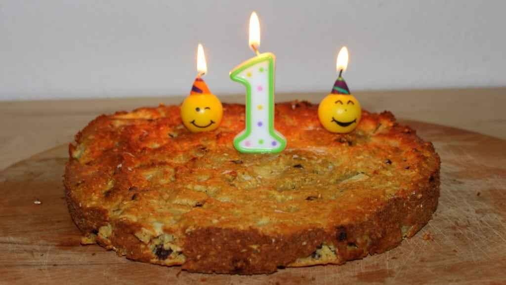 Babykuchen 1. Geburtstag