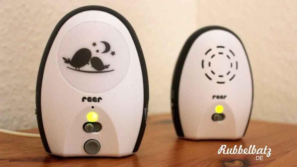 Babyfon strahlungsarm