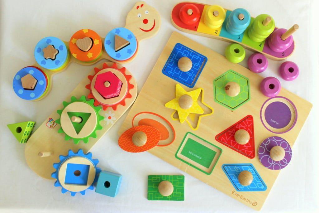 Spielzeug ab 18 Monate