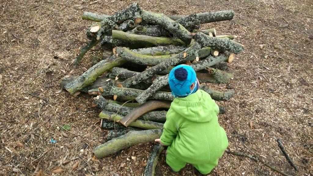 Stadtkind will Natur erleben