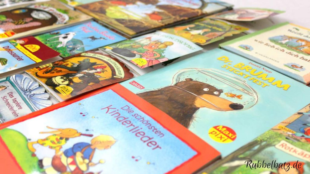 Pixi Bücher Mini Vorlesegeschichten Bilderbücher Online