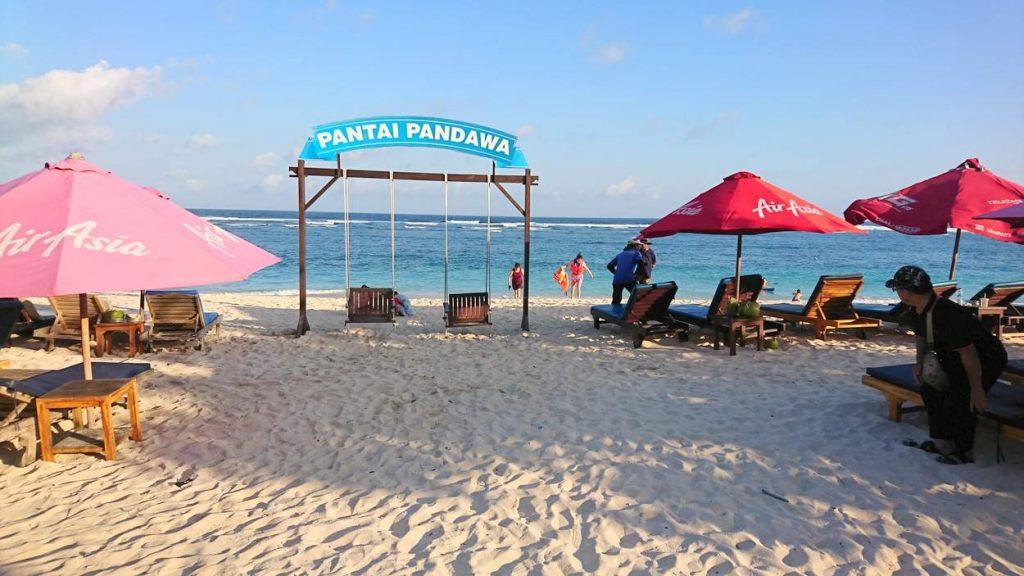 Pantai Pandawa Beach
