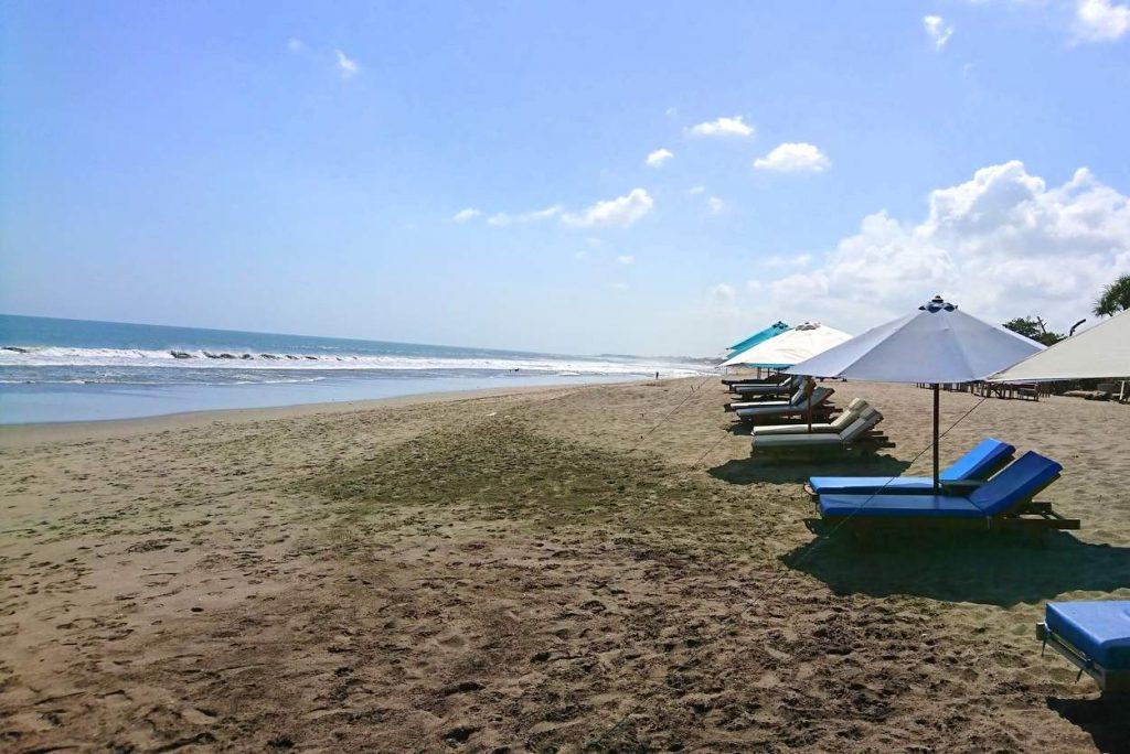 Pantai Batubelig in Canggu