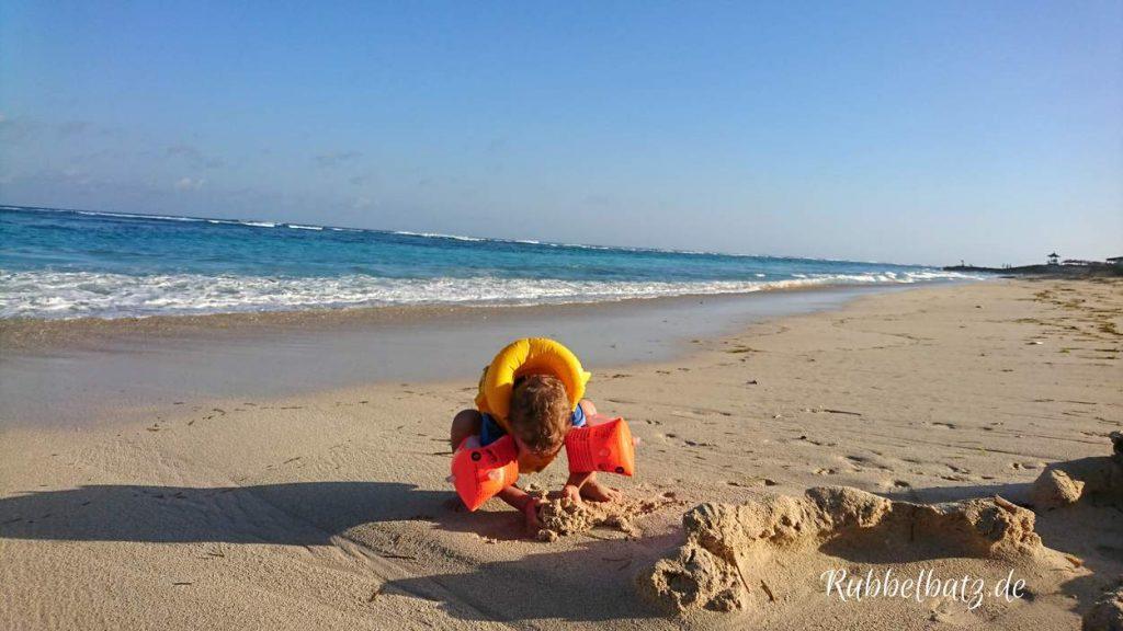 Reisebericht Bali mit Kinder