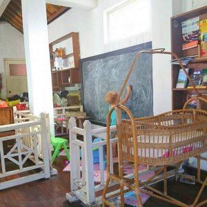 Cafe kinderfreundlich Ubud