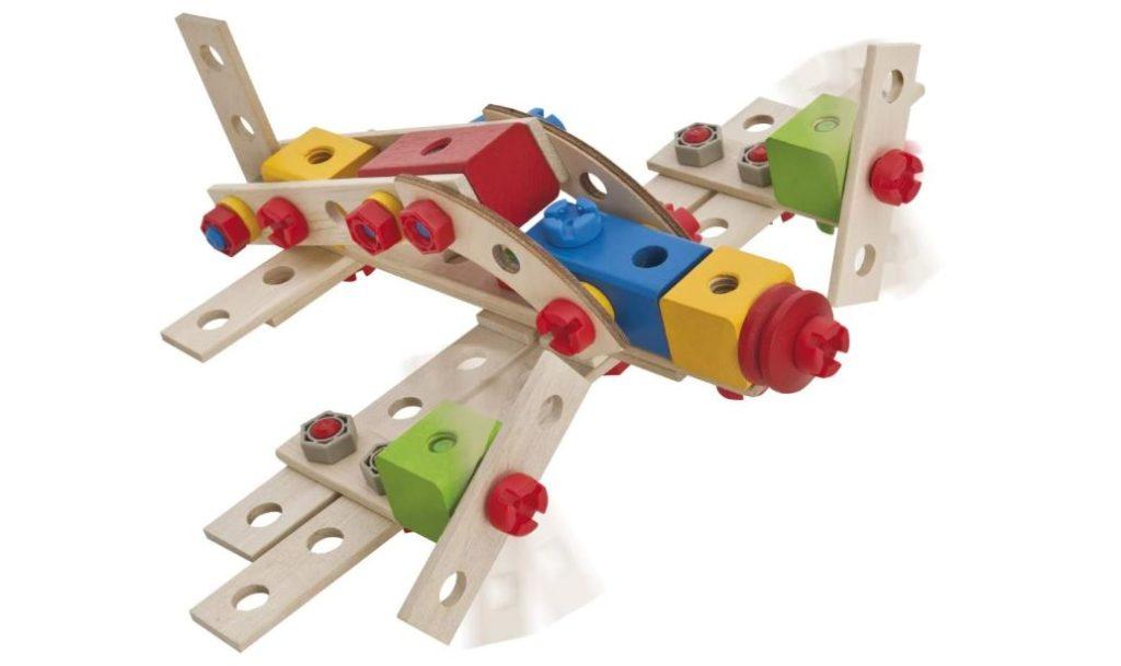 Flugzeug Holzspielzeug von Eichhron