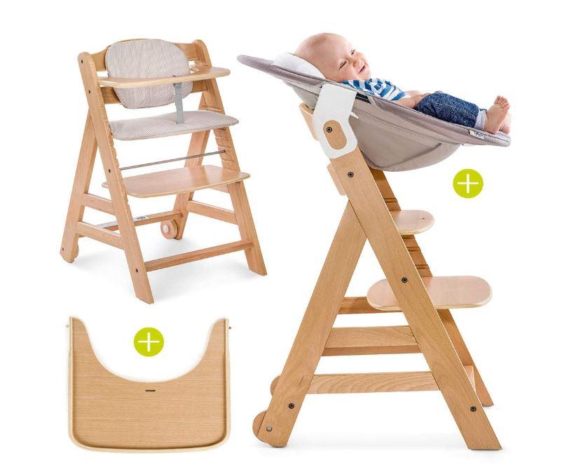 Hauck Hochstuhl mit Baby- und Kleinkind-Funktion