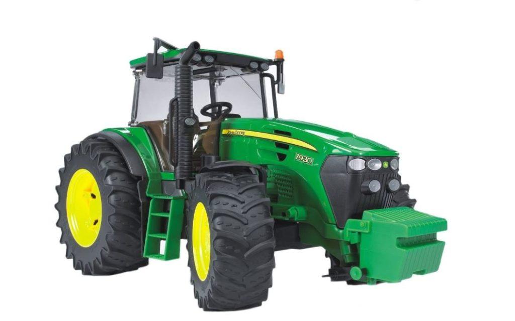 John Deere Spielzeug Traktor für Kinder von bruder