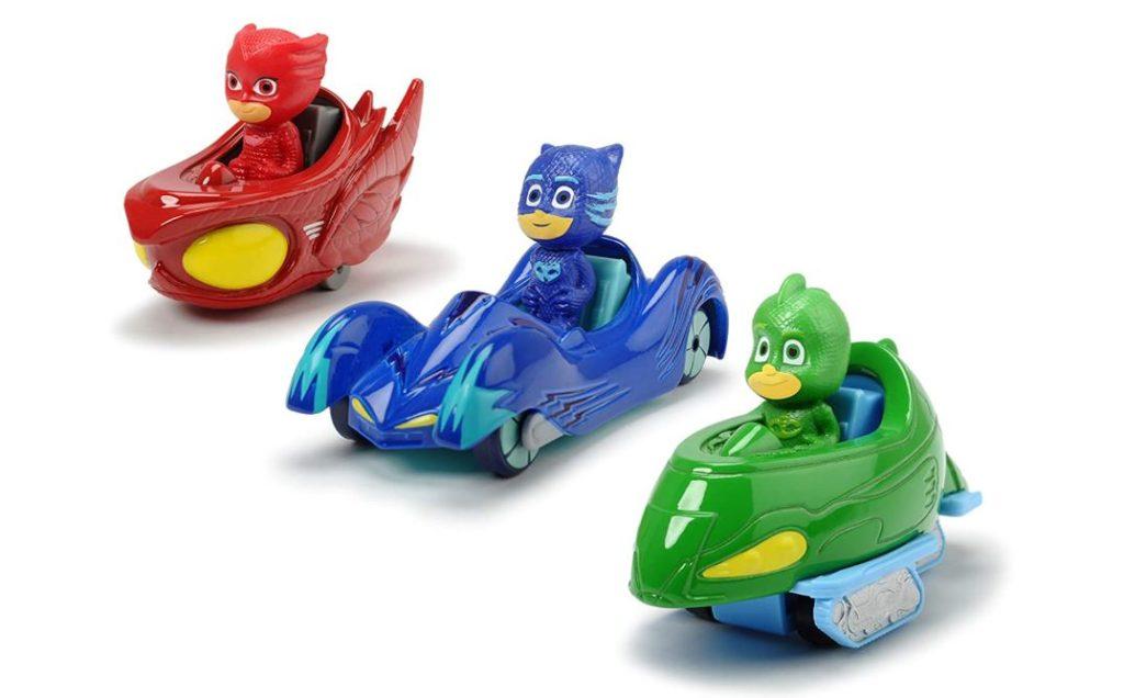 PJ Masks Spielfiguren mit Auto