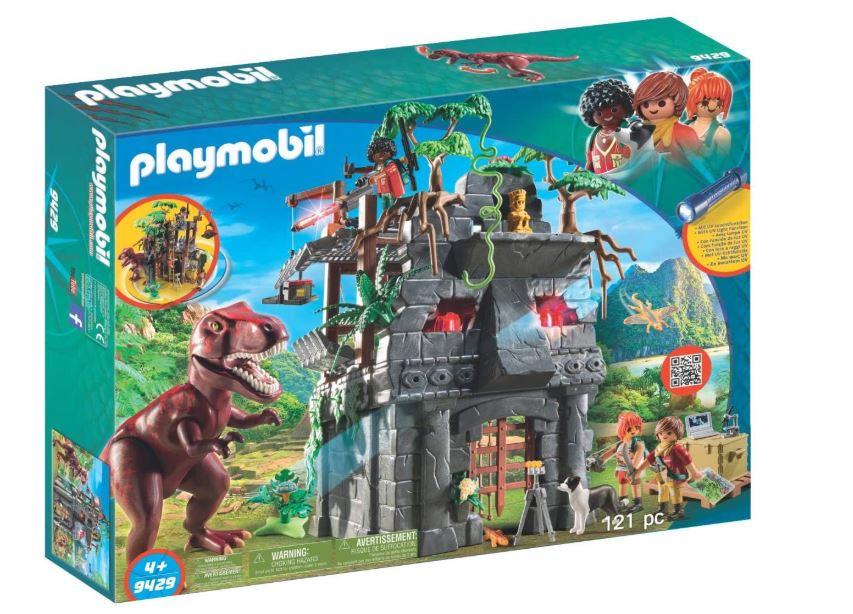Playmobil Spiele Set mit Dinosaurier