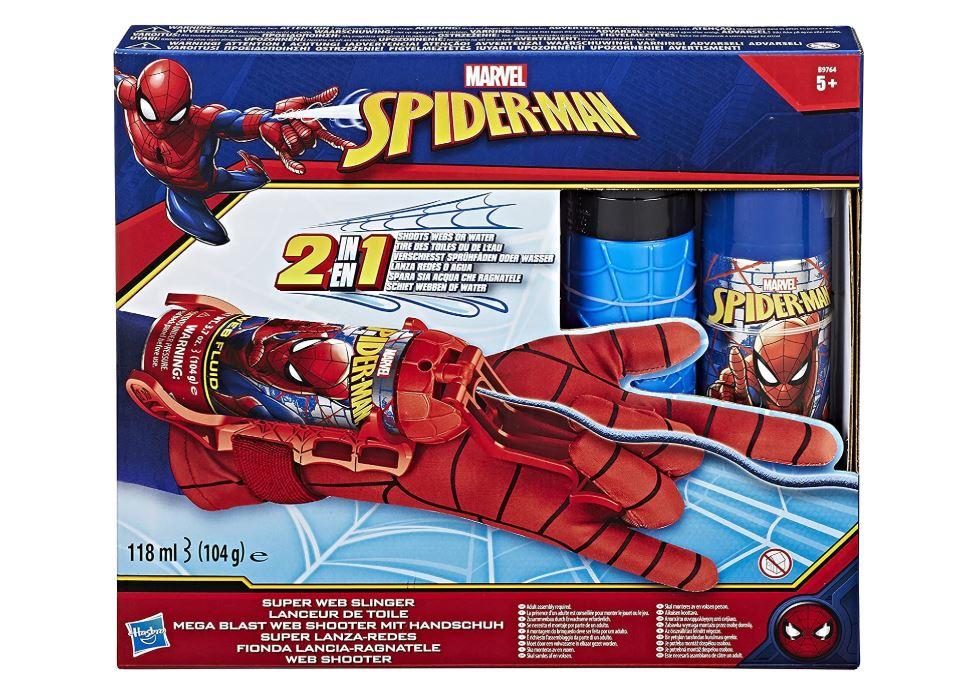 Spielzeug Spiderman Handschuh