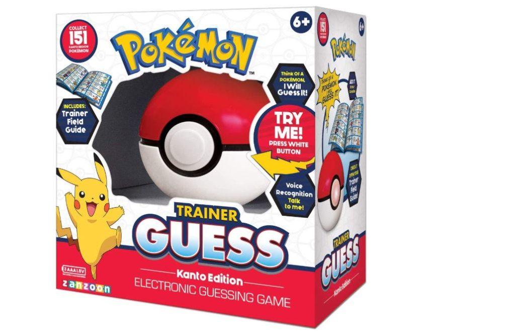 Pokemons-Rate-Spielzeug