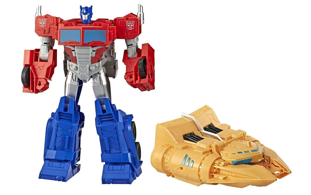 Transformers Spielfigur Optimus Prime